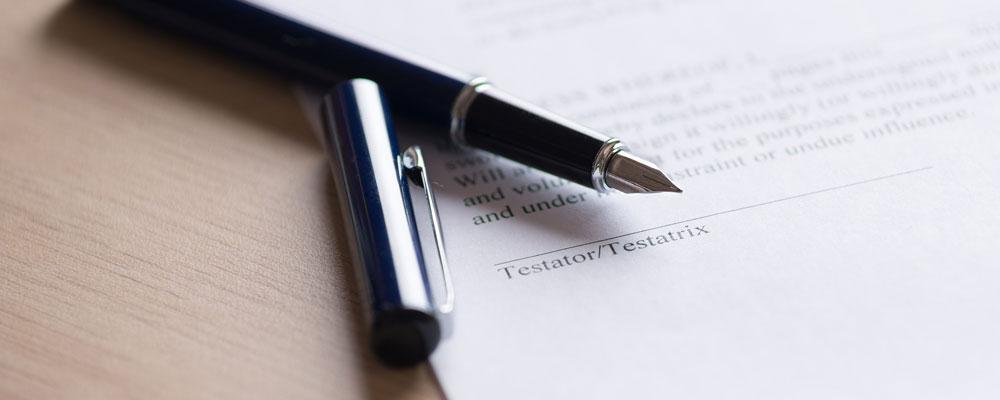 Wills & Trusts - Legacy Law 313